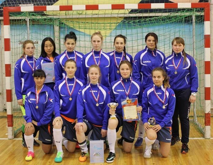 Федерация футбола приморского края