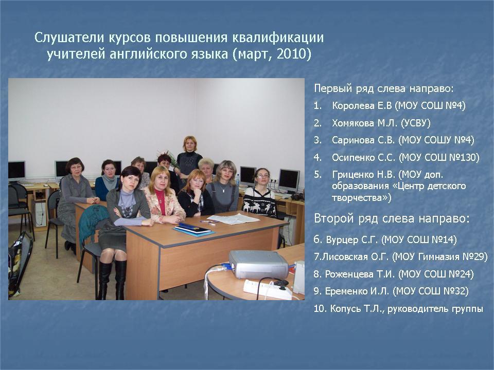 Дистанционные курсы повышения квалификации для учителей ...